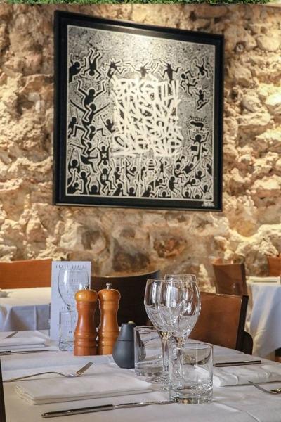 Le Restaurant - La Côte de Boeuf - Marseille